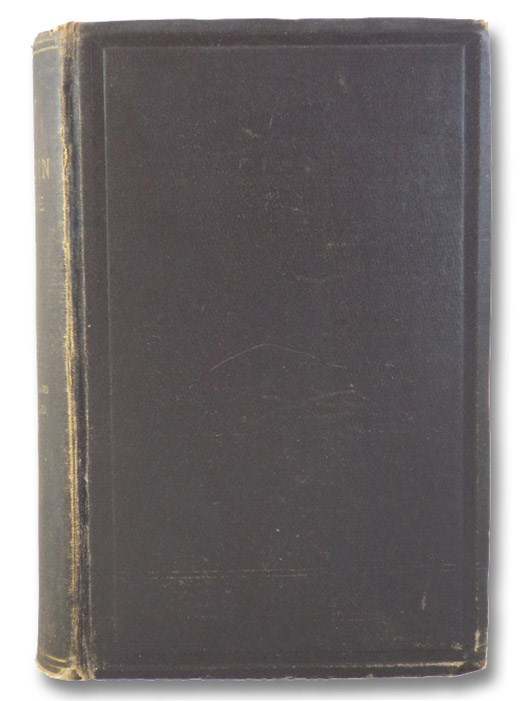 History of Bowdoin College. with Biographical Sketches of its Graduates from 1806 to 1879, Inclusive., Cleaveland, Nehemiah; Packard, Alpheus Spring (Editor)
