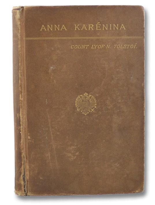 Anna Karenina, in Eight Parts., Tolstoi, Lyof N. (Leo Tolstoy); Dole, Nathan Haskell (Translator)