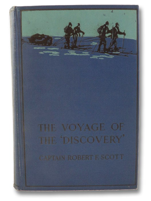 The Voyage of the 'Discovery', Scott, Robert F.
