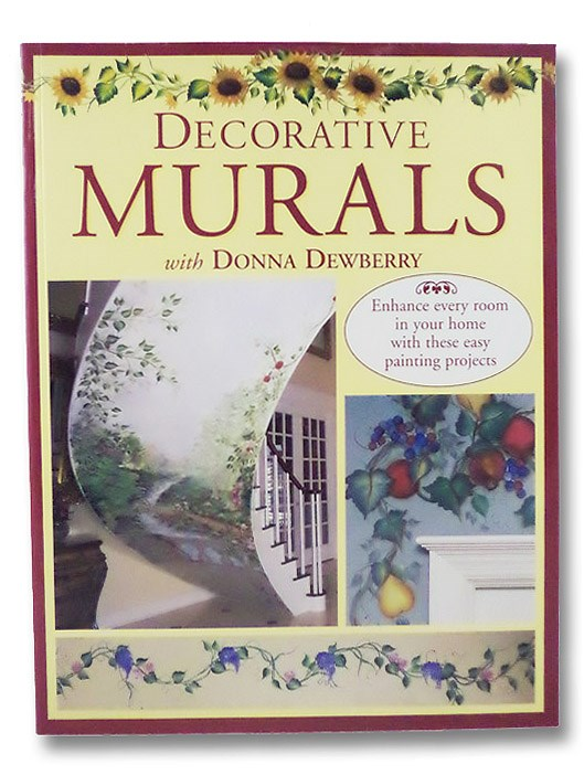 Decorative Murals with Donna Dewberry, Dewberry, Donna