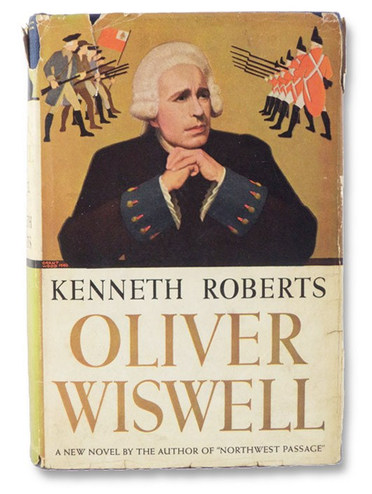 Oliver Wiswell, Roberts, Kenneth