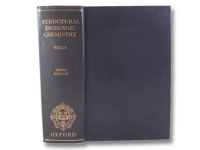 Structural Inorganic Chemistry, Wells, A.F.