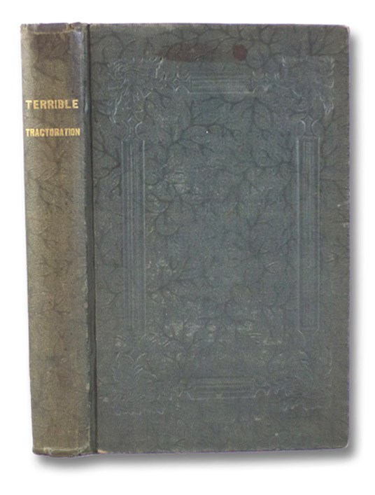 Terrible Tractoration, and Other Poems., Caustic, Christopher [Fessenden, Thomas Green]