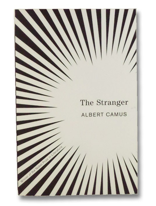 The Stranger, Camus, Albert; Ward, Matthew (Translator)