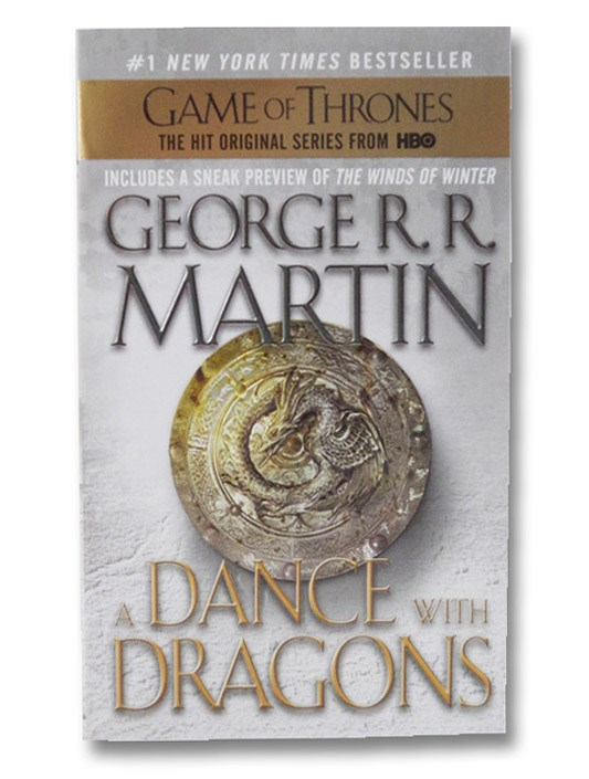 A Dance with Dragons (Song of Ice and Fire, Book 5), Martin, George R.R.