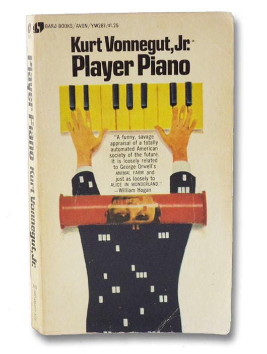 Player Piano, Vonnegut, Kurt