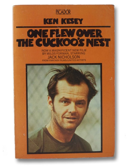 One Flew Over the Cuckoo's Nest, Kesey, Ken