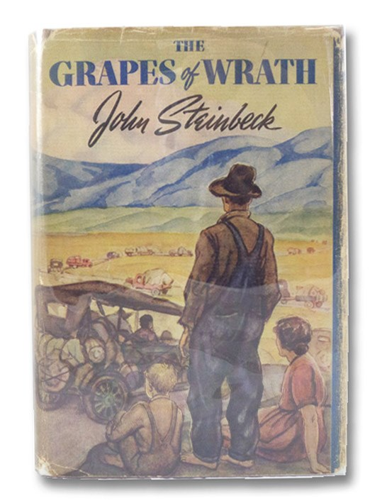 The Grapes of Wrath, Steinbeck, John