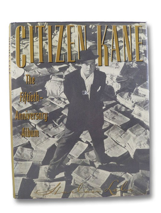 Citizen Kane: The Fiftieth-Anniversary Album, Lebo, Harlan