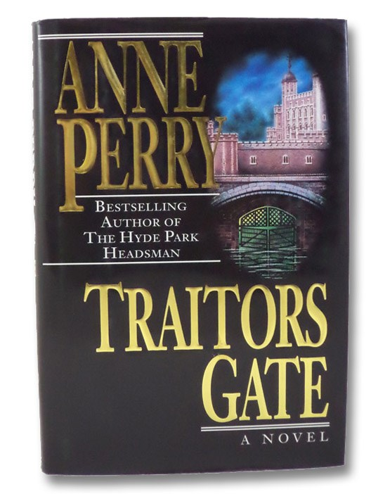 Traitors Gate (The Charlotte and Thomas Pitt Series Book 15), Perry, Anne