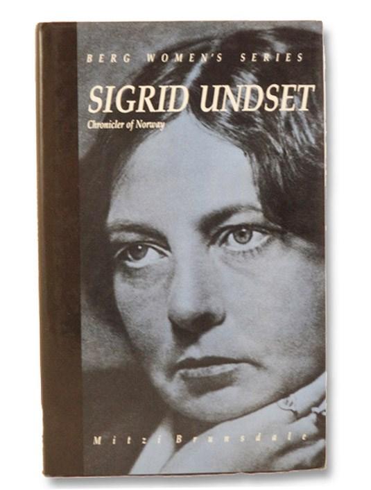 Sigrid Undset: Chronicler of Norway, Brunsdale, Mitzi