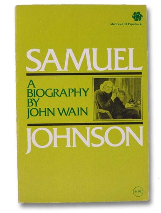 Samuel Johnson: A Biography, Wain, John