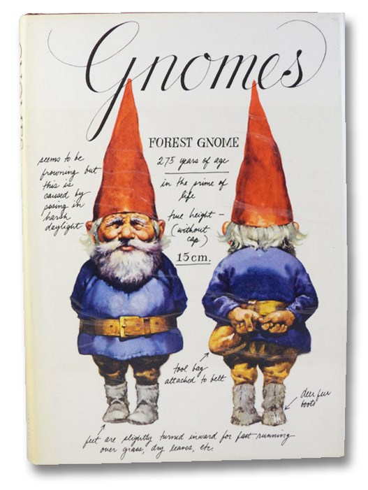 Gnomes, Huygen, Wil