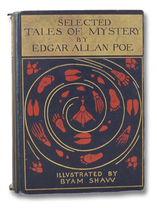 Selected Tales of Mystery, Poe, Edgar Allan