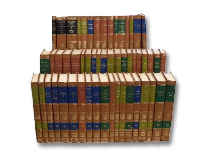 54-Volume Great Books of the Western World Set, Hutchins, Robert Maynard, et al