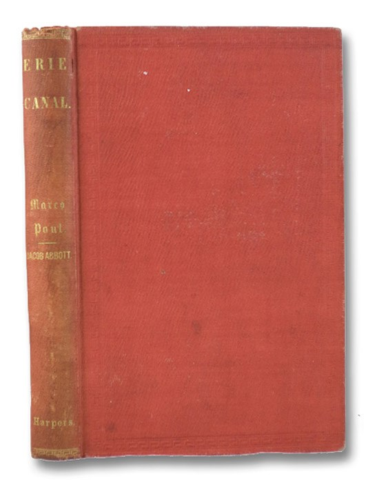 Erie Canal (Marco Paul's Voyages & Travels), Abbott, Jacob