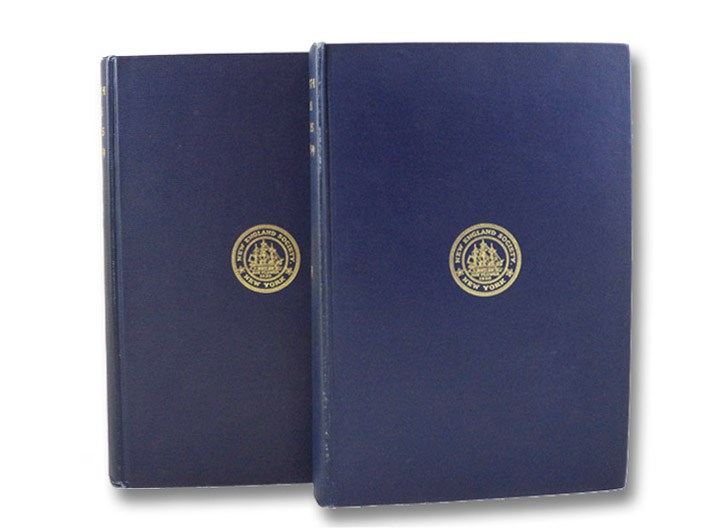 Plymouth Church Records, 1620-1859, in Two Volumes, Bradford, William; Morton, Nathaniel; Cotton, John; Little, Ephraim; Leonard, Nathaniel; Robbins, Chandler; Kendall, James