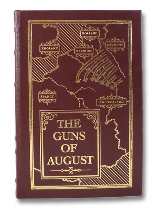 The Guns of August, Tuchman, Barbara W. (Wertheim)