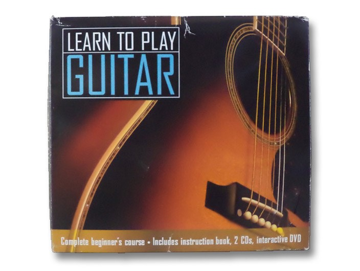 Music Basics: Learn to Play Guitar, Complete Beginner's Course: Coursebook, 2 CDs, Interactive DVD, Sterling Innovation