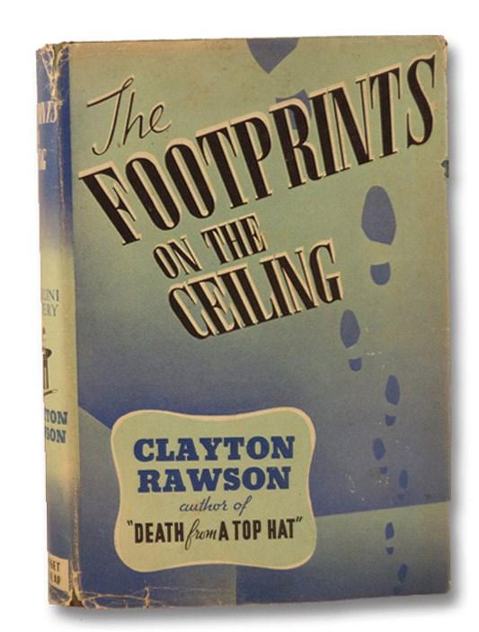 The Footprints on the Ceiling: A Merlini Mystery, Rawson, Clayton