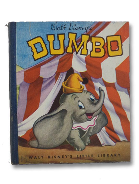 Walt Disney's Dumbo (Walt Disney's Little Library D3)