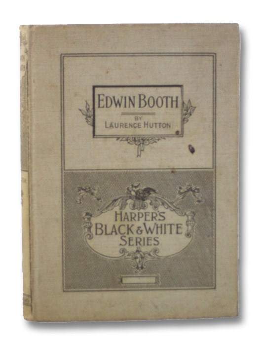 Edwin Booth (Harper's Black & White Series), Hutton, Laurence