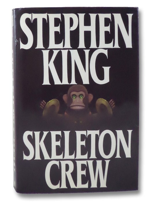 Skeleton Crew: Signed First Edition, King, Stephen