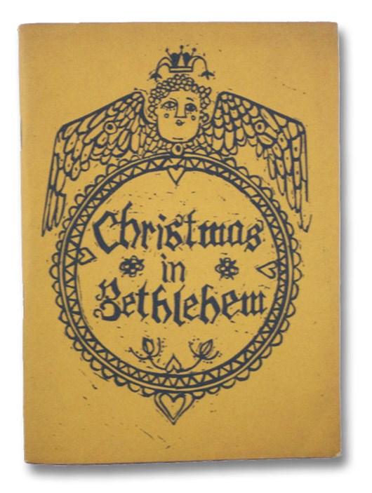 Christmas in Bethlehem, Hutchison, Ruth