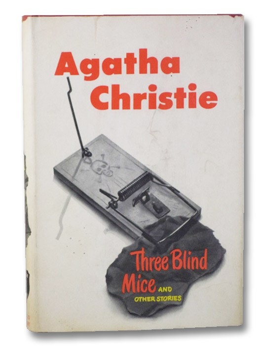 Three Blind Mice and Other Stories (Red Badge Detective Mystery Series), Christie, Agatha