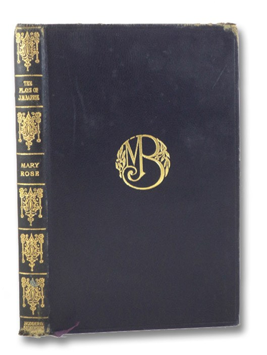 Mary Rose: A Play in Three Acts (The Uniform Edition of the Plays of J.M. Barrie), Barrie, J.M. [James Matthew]