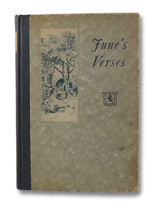 June's Verses, Lyon, Linda Gale [Linda Lyon Van Voorhis]; Woelfkin, Cornelius