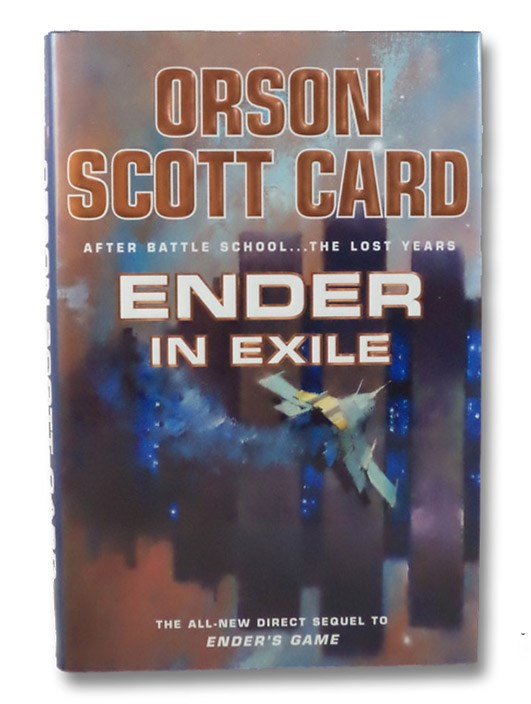 Ender in Exile, Card, Orson Scott