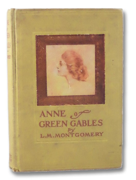 Anne of Green Gables, Montgomery, L.M. (Lucy Maud)