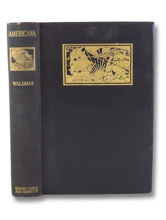 Americana: The Literature of American History, Waldman, Milton
