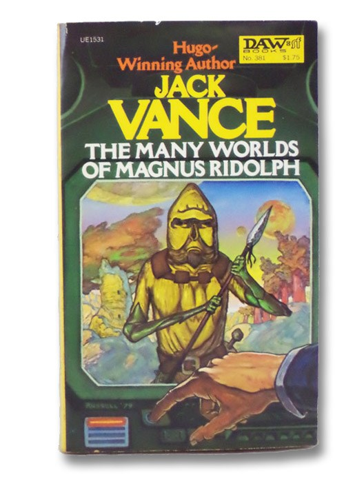 The Many Worlds of Magnus Ridolph, Vance, Jack