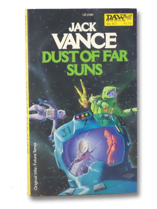 Dust of Far Suns, Vance, Jack