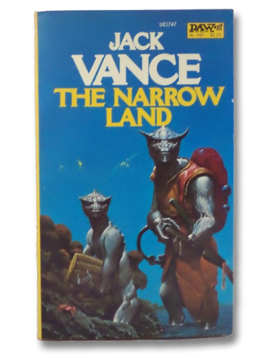 The Narrow Land, Vance, Jack