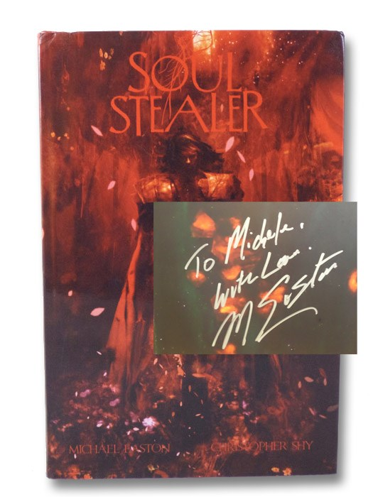 Soul Stealer Book One: The Beaten and the Damned, Easton, Michael; Park, Jason; Straub, Peter