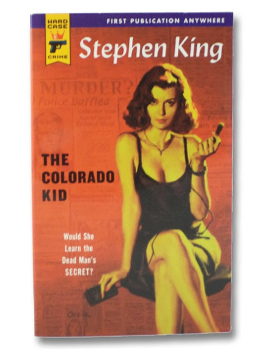 The Colorado Kid, King, Stephen