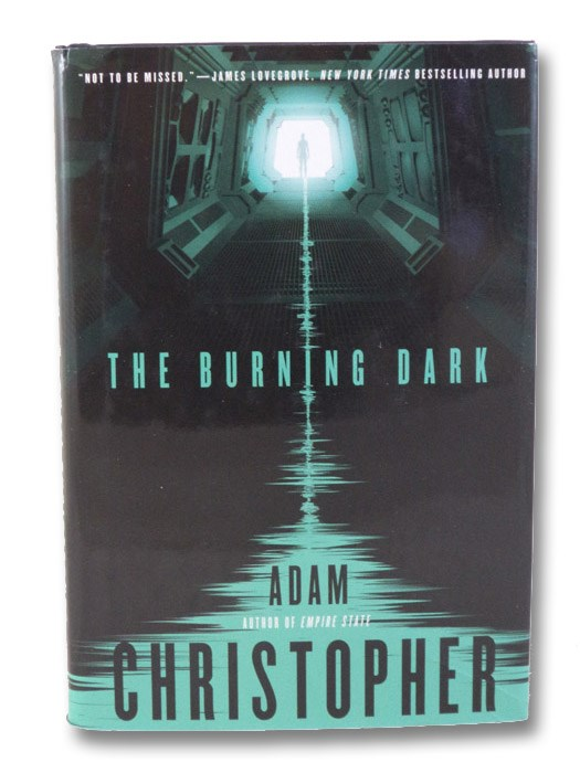 The Burning Dark (Spider War), Christopher, Adam