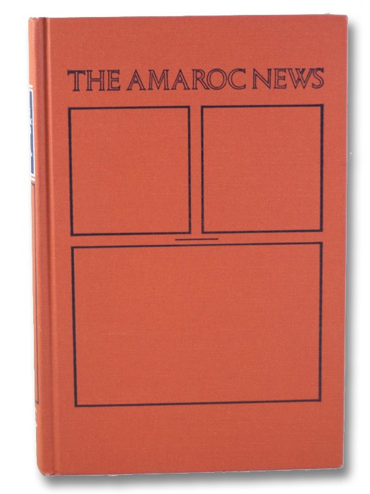 The Amaroc News: The Daily Newspaper of the American Forces in Germany, 1919-1923, Cornebise, Alfred E.