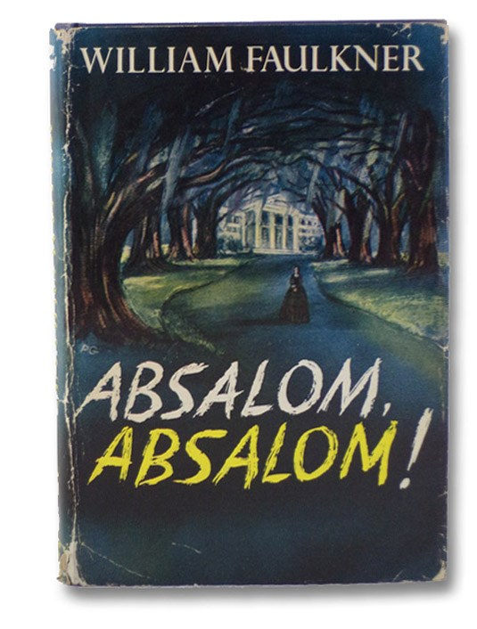 Absalom, Absalom! (The Modern Library of the World's Best Books ML271), Faulkner, William; Breit, Harvey