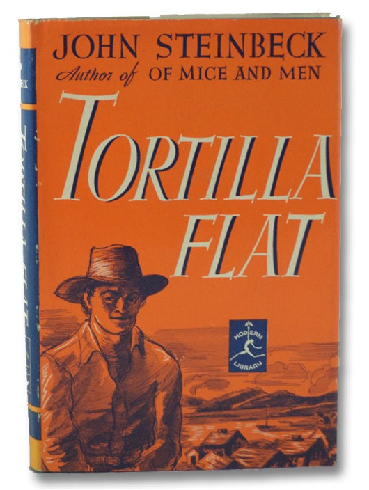 Tortilla Flat (The Modern Library of the World's Best Books ML 216), Steinbeck, John