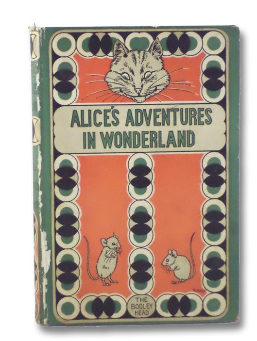 Alice's Adventures in Wonderland, Carroll, Lewis (Rev. Charles Lutwidge Dodgson)