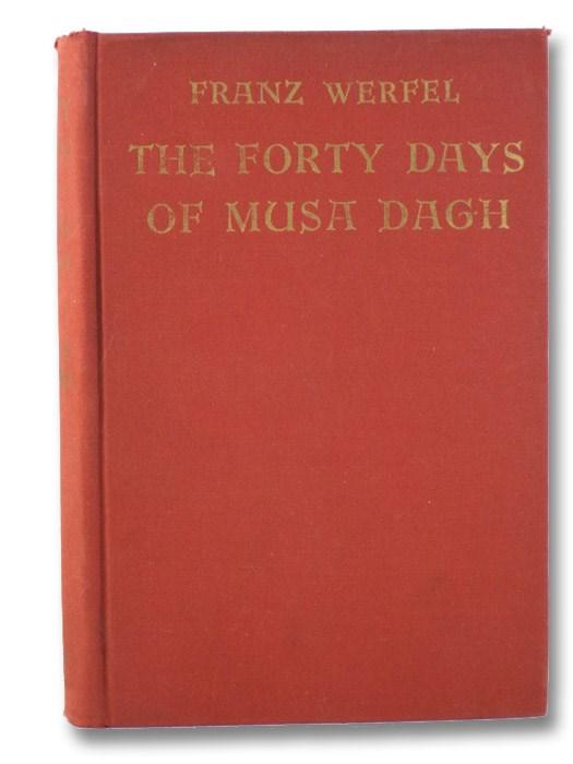 The Forty Days of Musa Dagh, Werfel, Franz