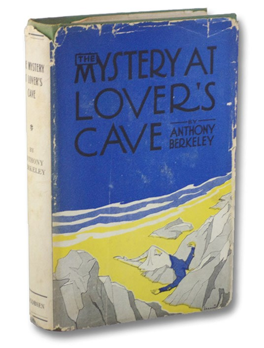 The Mystery at Lovers' Cave [Lover's] (The Modern Reprint Library Series), Berkeley, Anthony