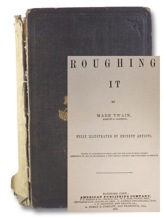 Roughing It, Twain, Mark (Clemens, Samuel)