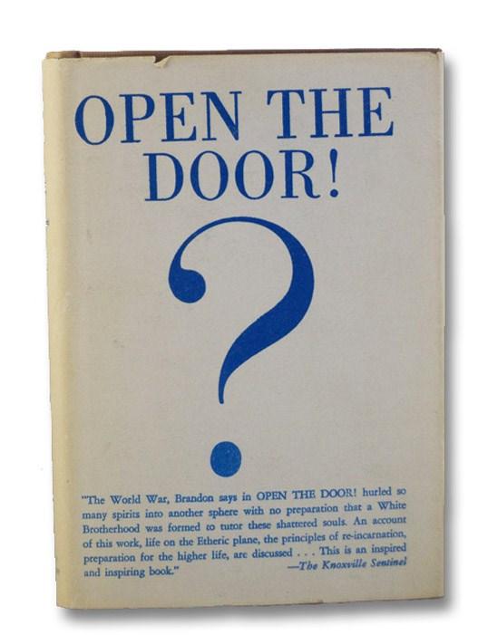 Open The Door!, Brandon, Wilfred