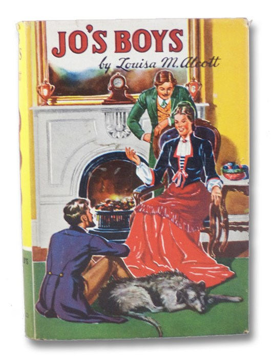 Jo's Boys, Alcott, Louisa M.