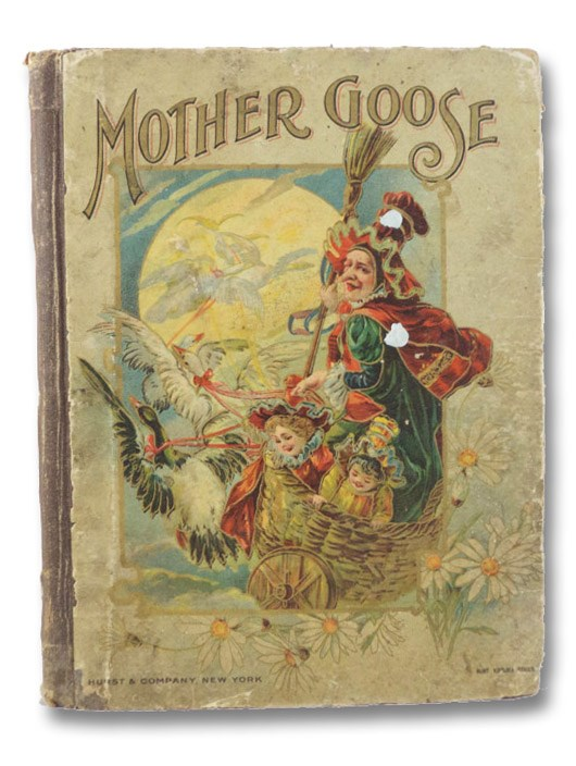 mother goose nursery rhymes hurst The project gutenberg ebook of mother goose's nursery rhymes, by walter  crane this ebook is for the use of anyone anywhere at no cost and with almost  no.